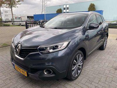 tweedehands Renault Kadjar 1.2 TCe Bose (Automaat) Leder Navigatie Bose Nieuw