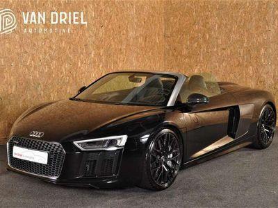 tweedehands Audi R8 Spyder 5.2 FSI quattro Full Carbon Fabrieksgaranti