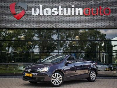 tweedehands VW Golf Cabriolet 1.2 TSI BlueMotion Navigatie, Cuise control, PDC