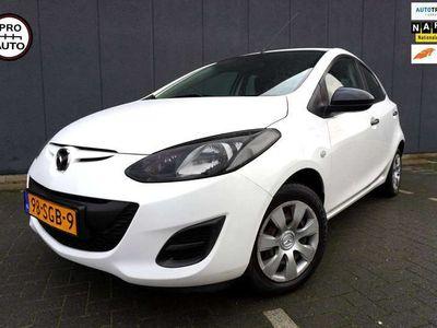 tweedehands Mazda 2 1.3 BIFUEL Cool Airco_metalic kleur