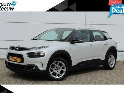 tweedehands Citroën C4 Cactus PureTech 110pk Business | AIRCO | NAVIGATIE | PARKEERSENSOREN | APPLE CAR PLAY / ANDROID AUTO | 16'' LICHTMETALEN VELGEN | CRUISE CONTROL |