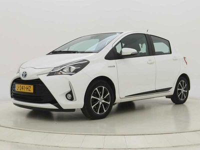 tweedehands Toyota Yaris 1.5 Hybrid Design Sport | Lichtmetalen velgen | Safetye Sense | Achteruitrijcamera |