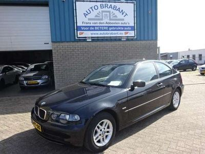 tweedehands BMW 318 Compact 318td Black&Silver
