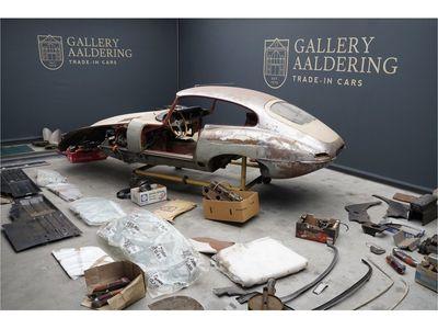 tweedehands Jaguar E-Type Series 1 FHC project car