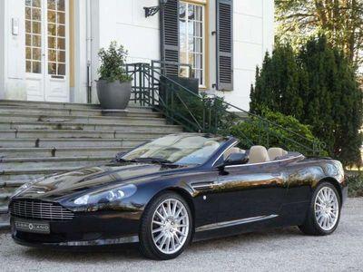 tweedehands Aston Martin DB9 Volante 5.9 V12 Touchtronic, Kroymans onderhouden