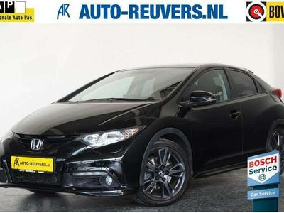 tweedehands Honda Civic 1.6 I-DTEC Black Edition / Navi / Camera / Cruise