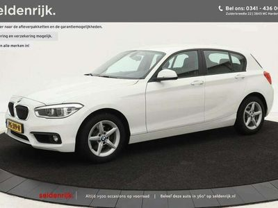 tweedehands BMW 120 1-SERIE d Executive | 1e eigenaar | Full-LED | Navigatie | Parkee