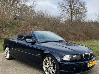tweedehands BMW 325 Cabriolet Ci cabrio leder 18 e46 325 xenon sport