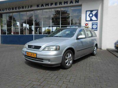tweedehands Opel Astra Wagon 1.6 Njoy Airco / Trekhaak / Cruise contr. /