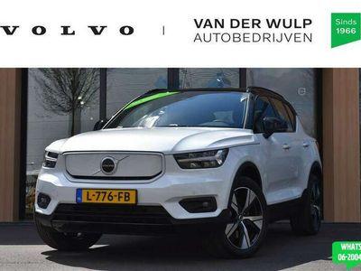 tweedehands Volvo XC40 P8 408pk AWD Pure Electric R-Design | Park Assist