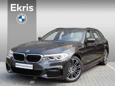 tweedehands BMW 520 5 Serie Touring i Aut. High Executive M Sportpakket / Panodak / Head-Up-Display