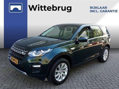 tweedehands Land Rover Discovery Sport 2.0 Si4 4WD HSE 7p. **
