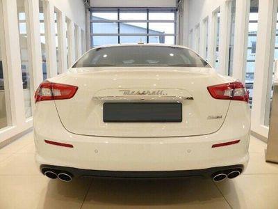tweedehands Maserati Ghibli 3.0 V6 D 275 PK Schuifdak 19 Inch