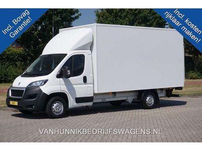 tweedehands Peugeot Boxer 35 2.0 HDI 130pk L4 Bakwagen Airco Camera Laadklep Euro 6!! NR. 992