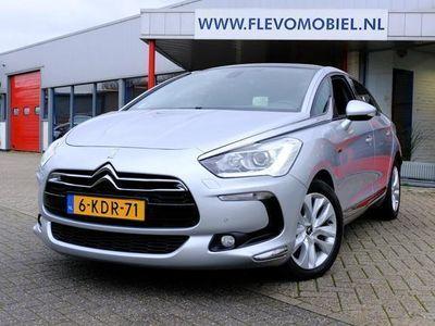 tweedehands Citroën DS5 2.0 Hybrid4 Business Executive Leder/Navi/Pano dak