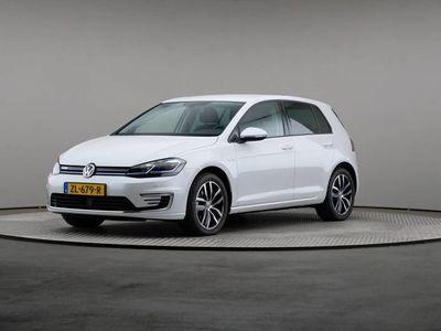 tweedehands VW Golf e-Golf, Automaat, LED, Navigatie