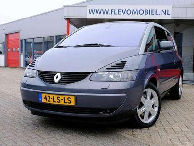 tweedehands Renault Avantime 2.0 16V Turbo 163pk Dynamique Pano Xenon Leder Ori
