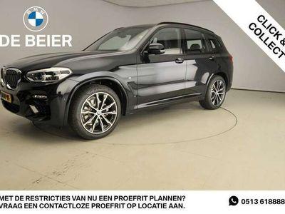 tweedehands BMW X3 XDrive 2.0I M-sportpakket / LED / Leder / Navigati