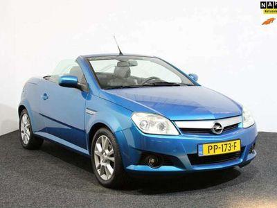 tweedehands Opel Tigra TwinTop 1.4-16V Sport ,vol in opties!