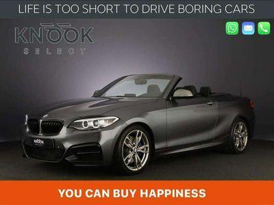 tweedehands BMW M240 240Cabrio M-Sport Shadow High Executive | Harma