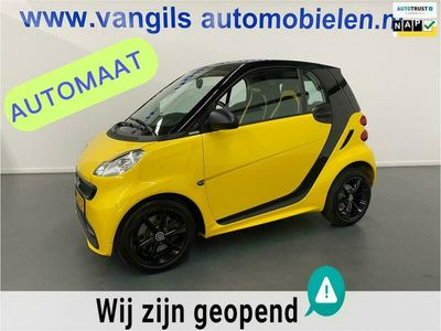 tweedehands Smart ForTwo Coupé 1.0 mhd Passion | AUTOMAAT | LED | START/STO