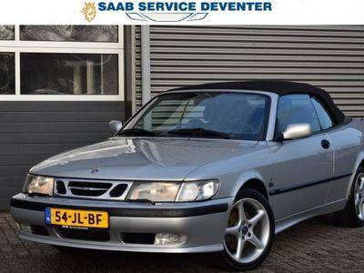 tweedehands Saab 9-3 Cabriolet 2.0t SE Design Edition I Leder I 100% Dealer