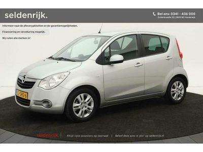 tweedehands Opel Agila 1.0 Edition | 48.000km NAP | 2e eigenaar | Airco | Style pak
