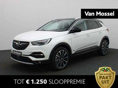 tweedehands Opel Grandland X 1.6 Turbo Hybrid Innovation | Leder | Navi | Cam |