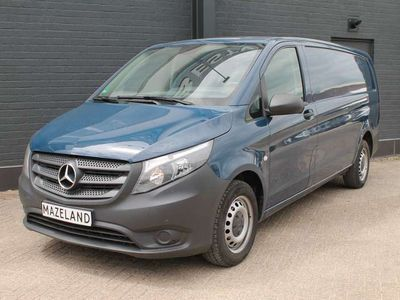 tweedehands Mercedes Vito 114 CDI XL - Airco - Navi - Cruise - € 11.900,- Ex