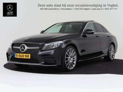 tweedehands Mercedes C400 4MATIC AMG-Line automaat Zeer complete C klasse,..