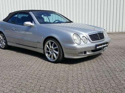 tweedehands Mercedes CLK430 Cabriolet V8 Avantgarde youngtimer originele staat