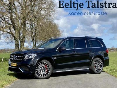 tweedehands Mercedes GLS63 AMG 4MATIC