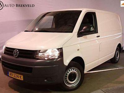 tweedehands VW Transporter 2.0 TDI L1H1 DC Trendline 140PK | 6-Bak | Airco |