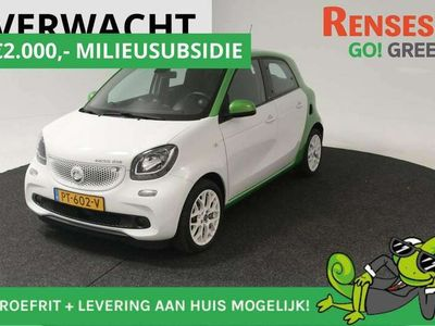 tweedehands Smart ForFour Electric Drive passion 12880 10.880 na subsidie