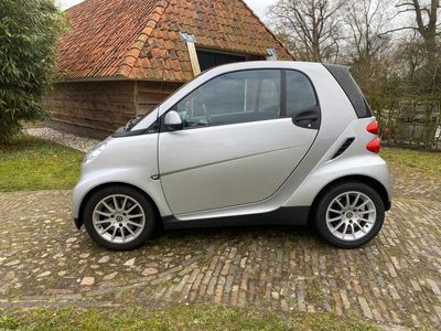 tweedehands Smart ForTwo Coupé 1.0 mhd Passion -AIRCO-LMV-PANO DAK- NAVIGATIE-