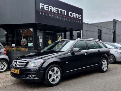 tweedehands Mercedes C220 Estate CDI AVANTGARDE LEDER AIRCO LMV PDC