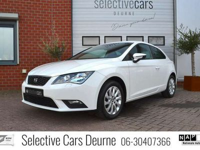 tweedehands Seat Leon SC 1.4 TSI Style, Candy White, 16''LM