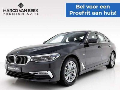 tweedehands BMW 530 5 Serie i High Executive Nw. Prijs € 72.615 Memory LED Navi Leder Geïnteresseerd?