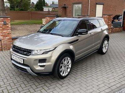 tweedehands Land Rover Range Rover evoque 2.0SiWD Dynamic Edition 241pk