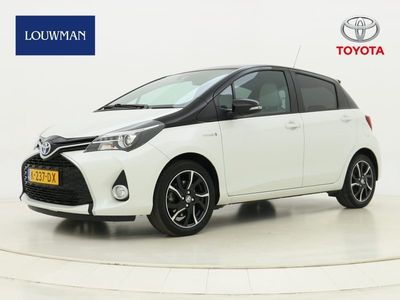 tweedehands Toyota Yaris 1.5 Hybrid Dynamic Bi-Tone Limited | Stoelverwarming | Licht / Regen Sensor |