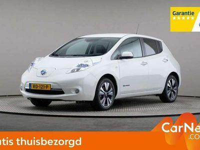 tweedehands Nissan Leaf 30KWH, LED, Navigatie – 2017 € 15.900