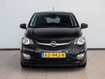 tweedehands Opel Karl 1.0 75PK Innovation | Climate Control | Cruise Control | Half Leder | Lane Assist | Bluetooth