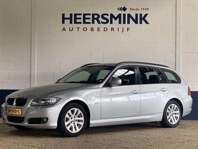 tweedehands BMW 320 320 Touring d Luxury Line | Stoelverwarming | Navig