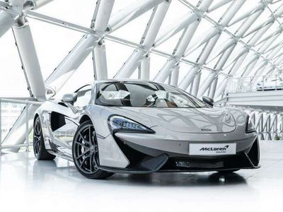 tweedehands McLaren 570S 3.8 V8   Saddle Tan   Bucketseats   Carbon Ext  