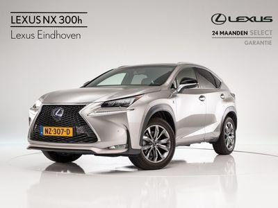 tweedehands Lexus NX300h AWD F Sport Line | Lederen Bekleding | Premium Navigatie | Parkeersensoren Voor & Achter |