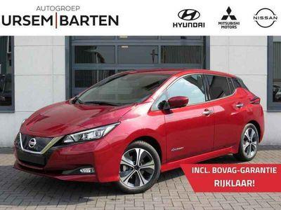 tweedehands Nissan Leaf Tekna 40 kWh incl. BTW 4% bijtelling ProPilot BOSE-Audio -