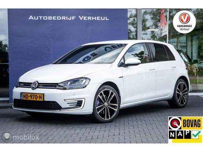 tweedehands VW Golf 1.4 TSI GTE Hybride €11999 ex Btw|€14639 Incl Btw
