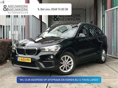 tweedehands BMW X1 sDrive18i High Executive 136 PK | AUTOMAAT | NAVI