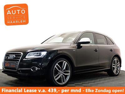 tweedehands Audi SQ5  Q5, 3.0 TDI313pk quattro S-Line Autom. Full Options, Nw Prijs €107.964