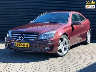 tweedehands Mercedes CLC180 K. Prestige |Navi|18 inch Sport velgen|Half le